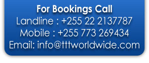 business travel services in Dar es Salaam, Tanzania